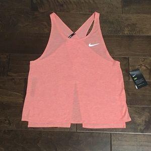 Women's Nike Miler Dri-Fit Running Tank. Sz XL NWT